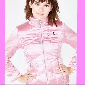 Beautiful 90s style sass invader puff jacket